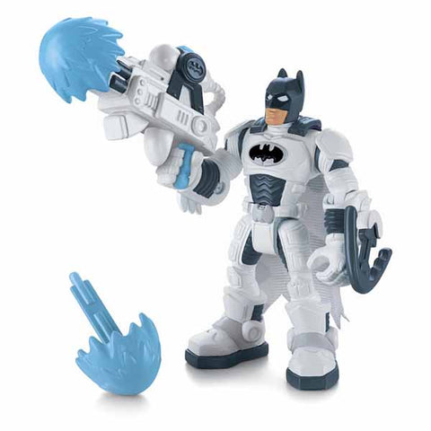 Batman Toys - Hero World Arctic Batman Action Figure