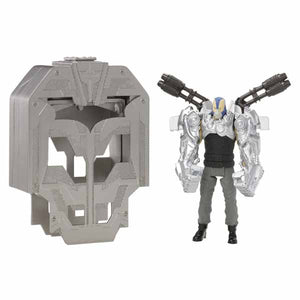 Batman Toys - QuickTek Fist Fury Bane Figure