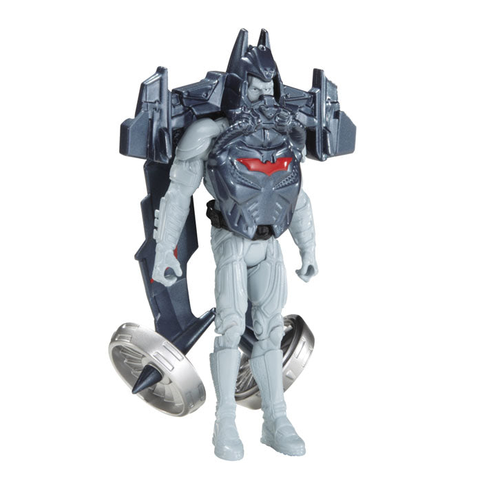 Batman Toys - QuickTek Flight Strike Batman Figure