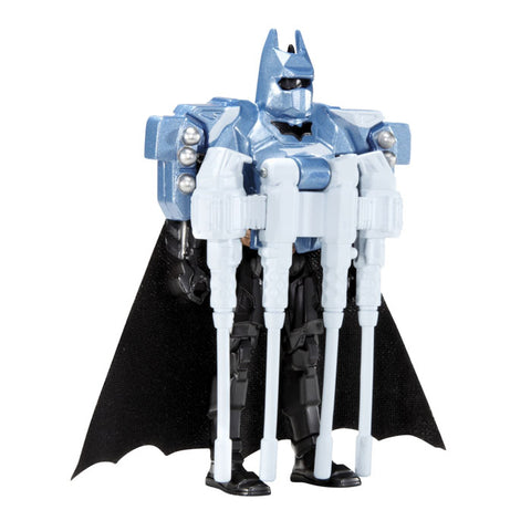Batman Toys - QuickTek Tank Blaster Batman Figure