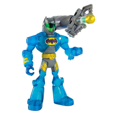 Batman Toys - Stealth Strike Radioactive Armor Batman