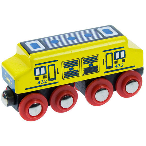 Bigjigs® Wooden Railway - Diesel Engine