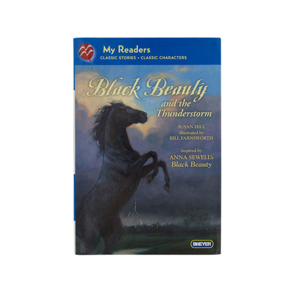 Breyer Horses - Black Beauty and the Thunderstorm Hardcover Book