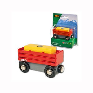 Brio Wooden Railway - Hay Wagon