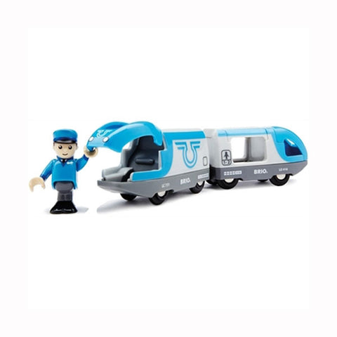 Brio Wooden Railway - Travel Battery Train
