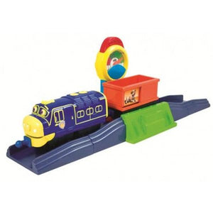 Chuggington Toys - Brewster's Weigh Station Die-Cast Playset