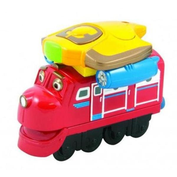 Chuggington Toys - Jet Pack Wilson Die-Cast Engine