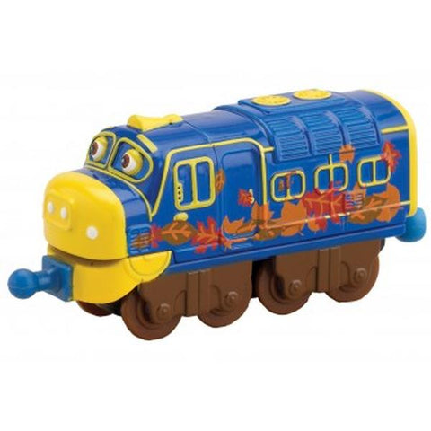 Chuggington Toys - Leafy Brewster Die-Cast Engine