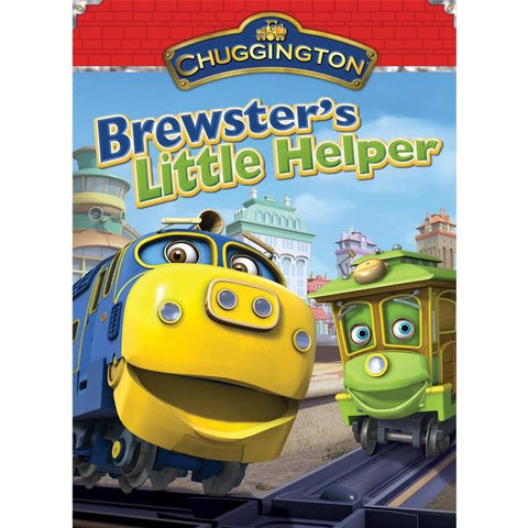 Chuggington Videos - Brewster's Little Helper DVD