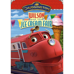 Chuggington Videos - Wilson and the Ice Cream Fair DVD