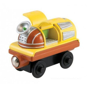 Chuggington Wooden Railway - Action Chugger Mobile Command Car