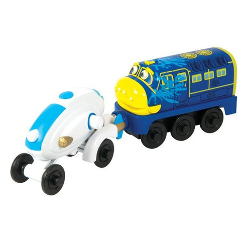 Chuggington Wooden Railway - Brewster's Booster 2pk