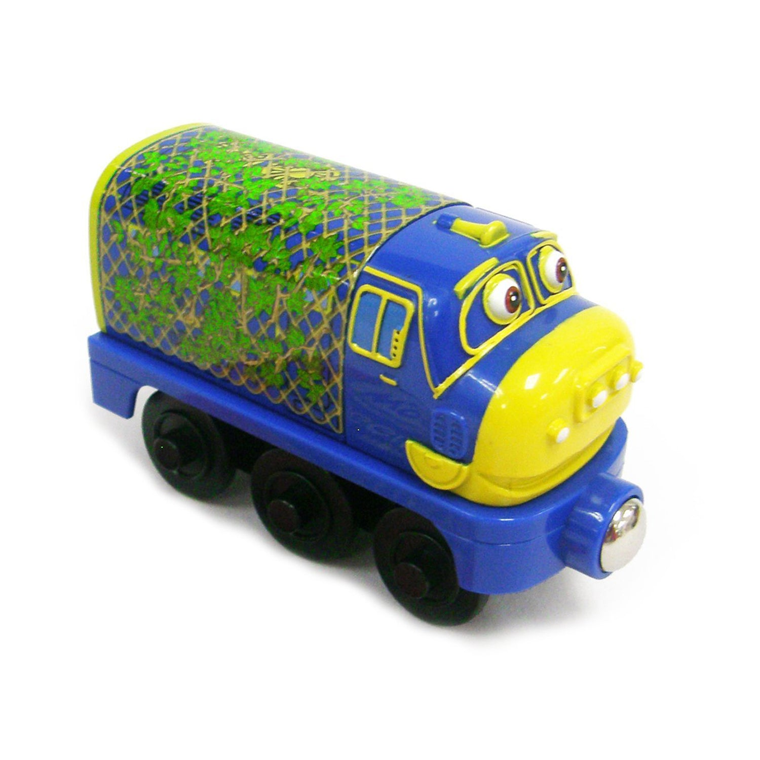 Chuggington Wooden Railway - Camouflage Brewster