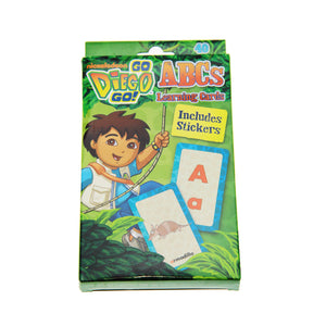 Diego Books - ABC Flashcards