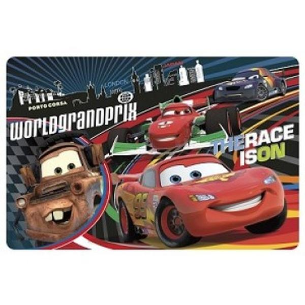 Disney Cars Dinnerware - Disney Cars Placemat