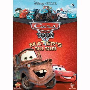 Disney Cars Movies - Cars Toon Maters Tall Tales