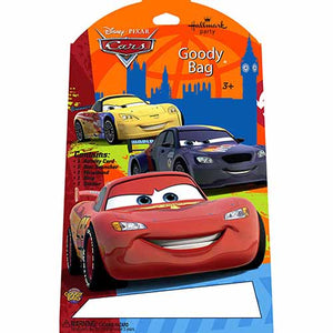 Disney Cars Party Supplies - Goody Bags