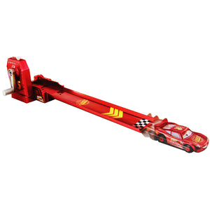 Disney Cars Toys - Stunt Racer Launcher and Car