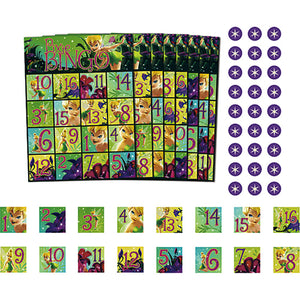 Disney Fairies Party Supplies - Bingo Party Game