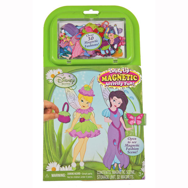 Disney Fairies Toys - Magnetic Activity Fun