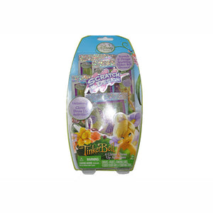 Disney Fairies Toys - Scratch and Design Activity
