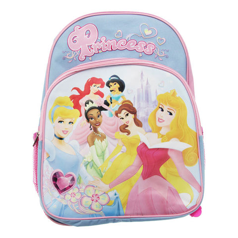 Disney Princess Backpacks - Glamour Princesses Backpack