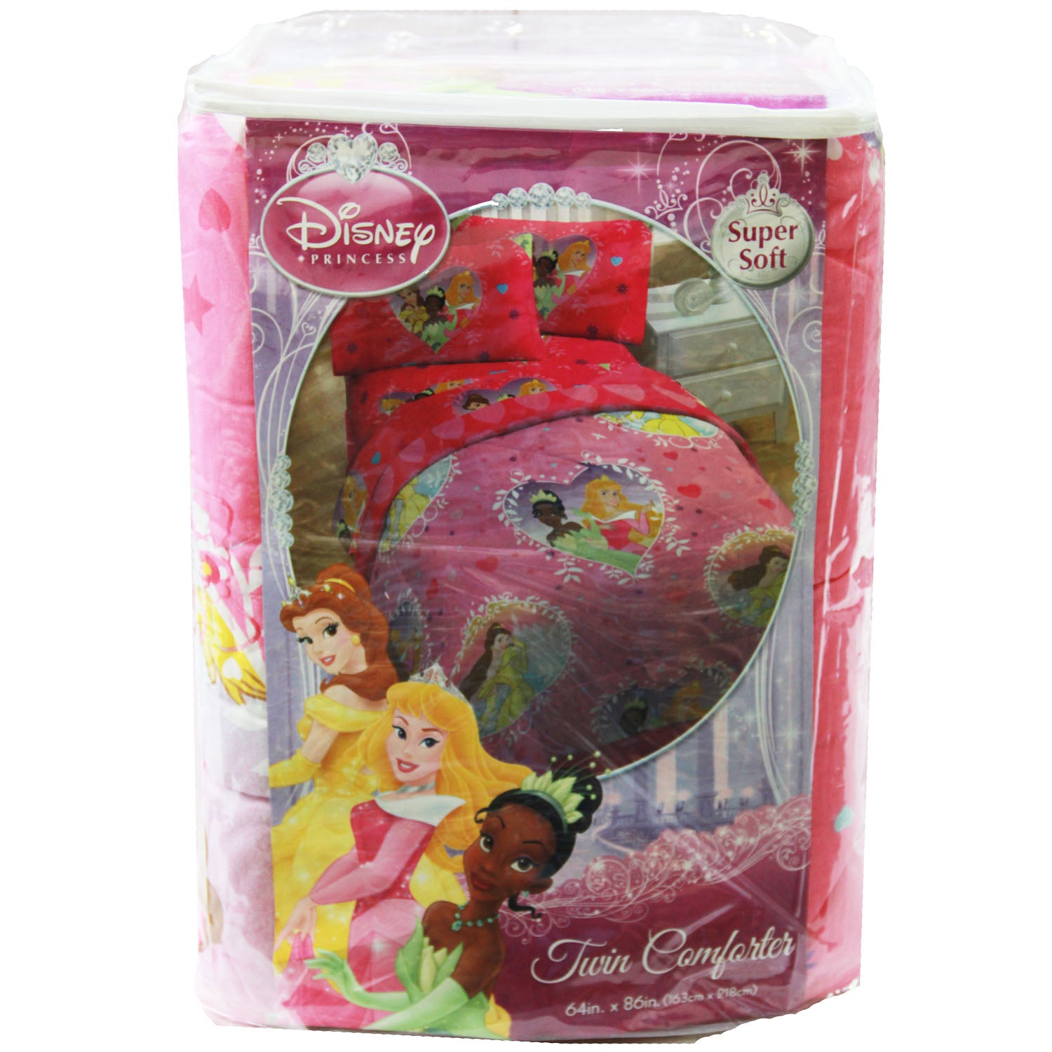 Disney Princess Bedding - Twin Comforter