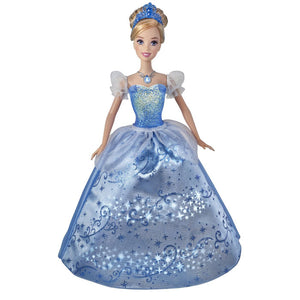 Disney Princess Dolls - Swirling Lights Cinderella Doll