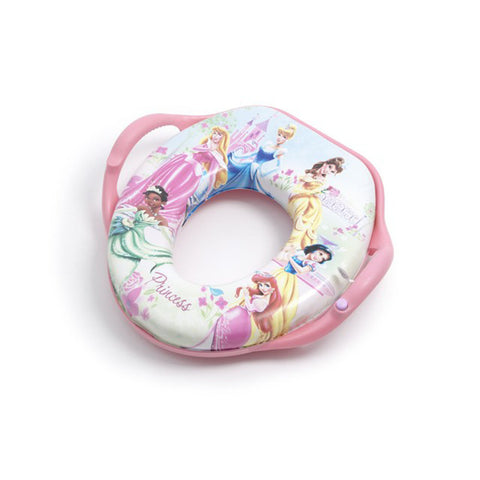 Disney Princess - Soft Potty Training Seat with Music