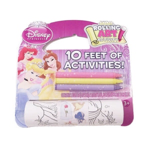 Disney Princess Toys - 10' Rolling Art