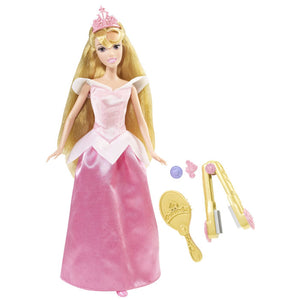 Disney Princess Toys - Sparkle and Style Aurora