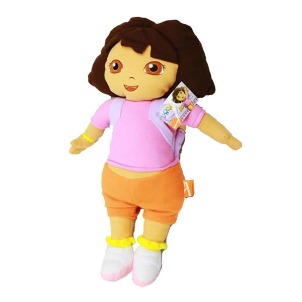 "Dora the Explorer Bedding - 26"" Cuddle Pillow"