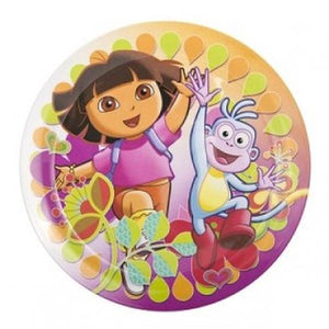 "Dora the Explorer Dinnerware - 8"" Dinner Plate"
