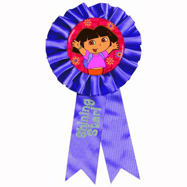 Dora the Explorer Party Supplies - Award Ribbon