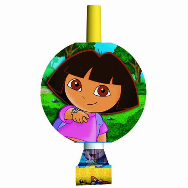 Dora the Explorer Party Supplies - Birthday Blowouts