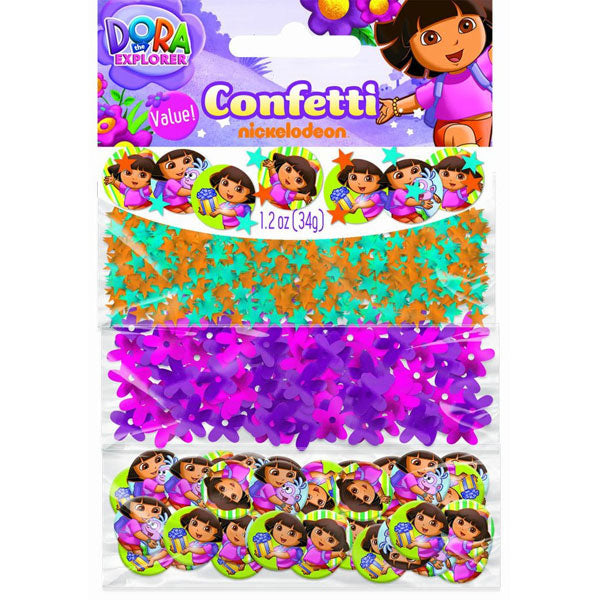 Dora the Explorer Party Supplies - Party Confetti