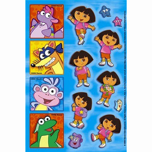 Dora the Explorer Party Supplies - Sticker Sheets
