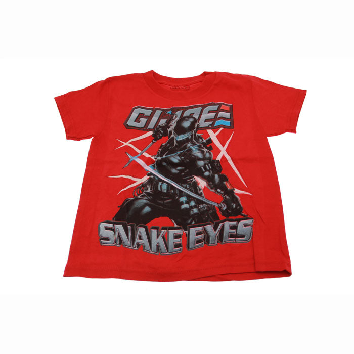 G.I. Joe Clothing - Snake Eyes T-Shirt