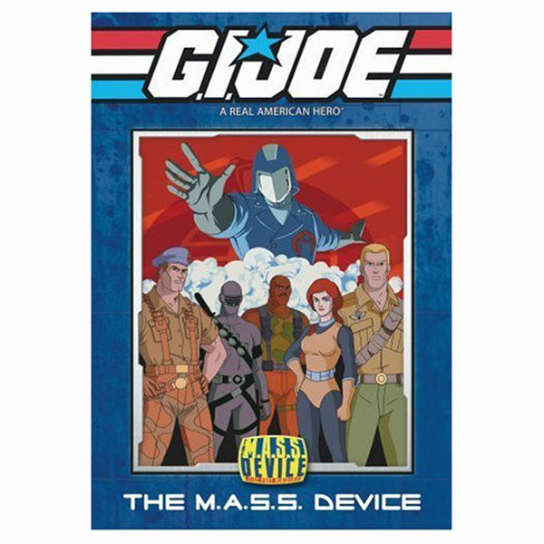 G.I Joe Movies - G.I. Joe A Real American Hero The M.A.S.S. Device