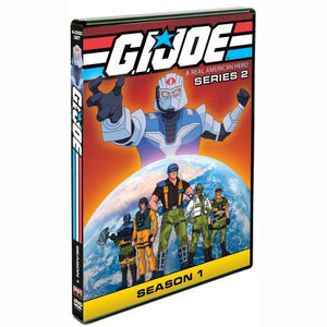 G.I Joe Movies - G.I. Joe A Real American Hero Series 2, Season 1
