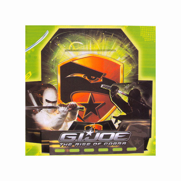 G.I. Joe Party Supplies - Party Centerpiece