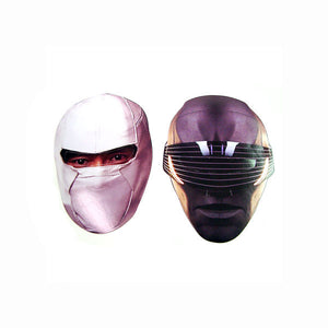 G.I. Joe Party Supplies - White Party Mask