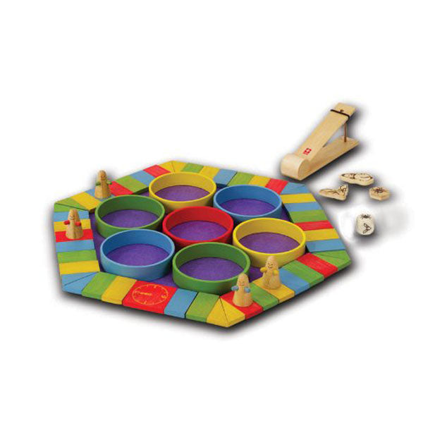 Hape Bamboo Games - Ghostly Hours