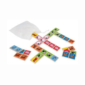 Hape Early Explorer - Farm Animals Mix and Match