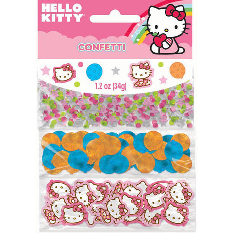 Hello Kitty Party Supplies - Party Confetti
