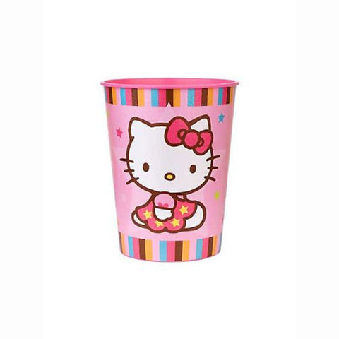 Hello Kitty Party Supplies - Plastic Souvenir Favor Cup