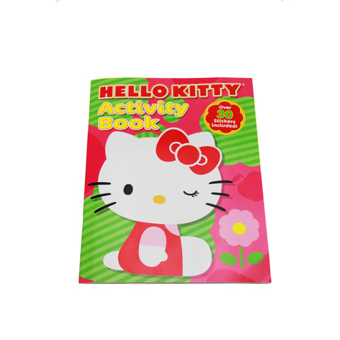 Hello Kitty Party Supplies - Sticker Book