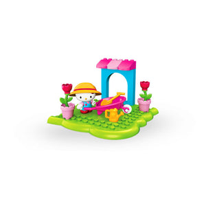 Hello Kitty Toys - Mega Bloks Flower Garden