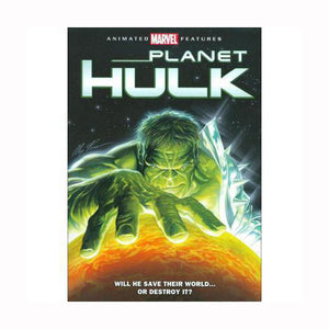 The Hulk Movies - Planet Hulk