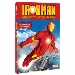 Iron Man Movies - Iron Man Armored Adventures Complete Season 1